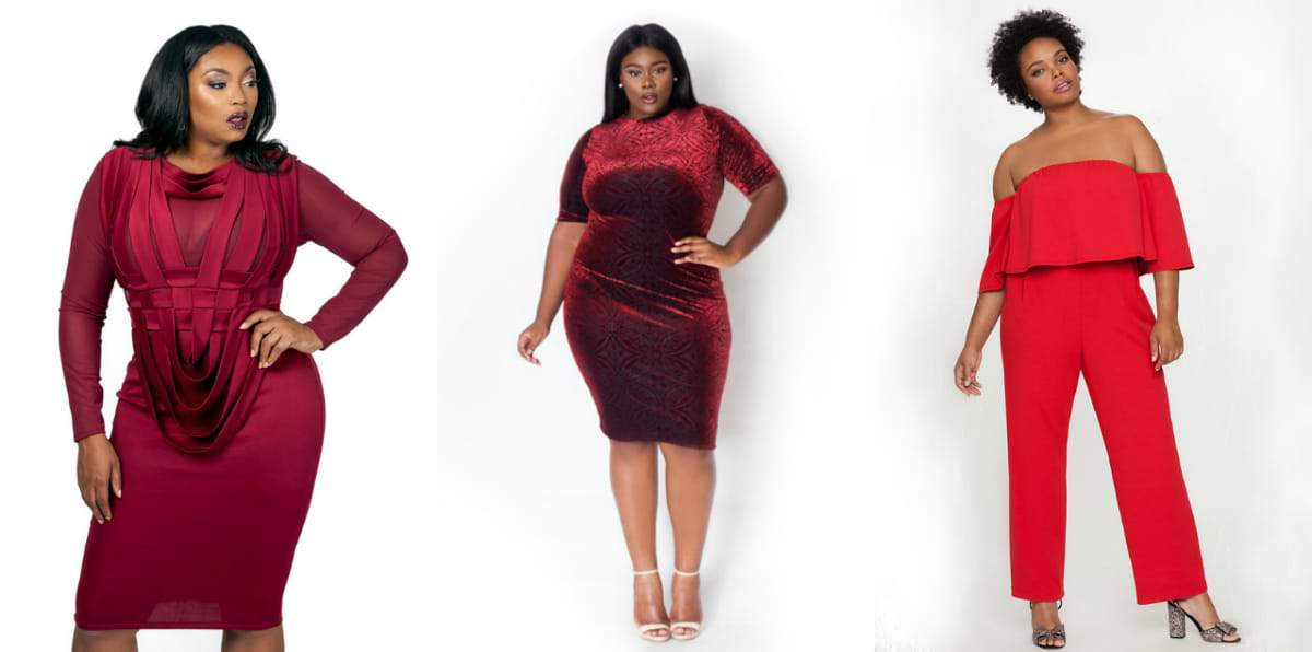 15 Plus Size Pieces to Rock on Valentine's Day!