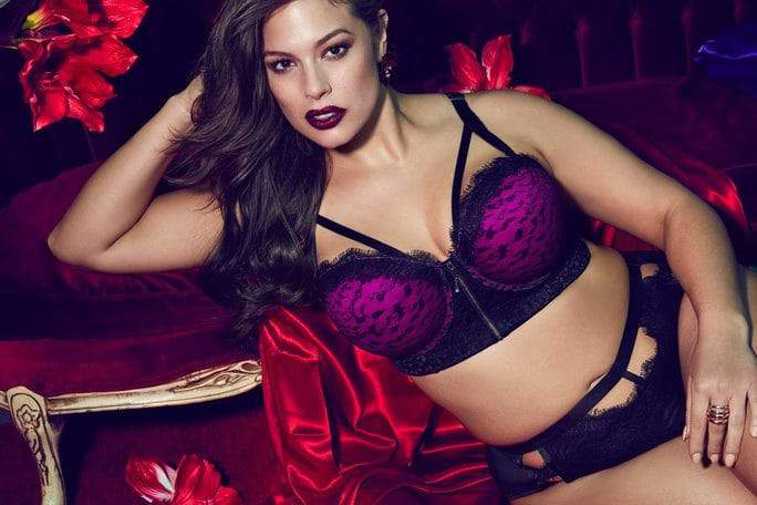 a8b53706d Ashley Graham x Addition Elle presents  The Dark Beauty Plus Size Lingerie  Collection