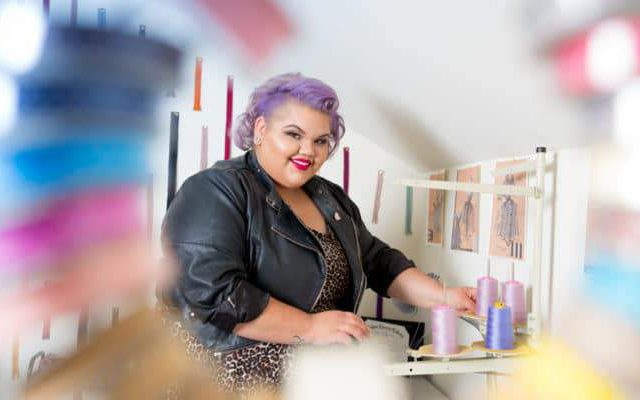 Cool News: Ashley Nell Tipton Partners with Simplicity Patterns!