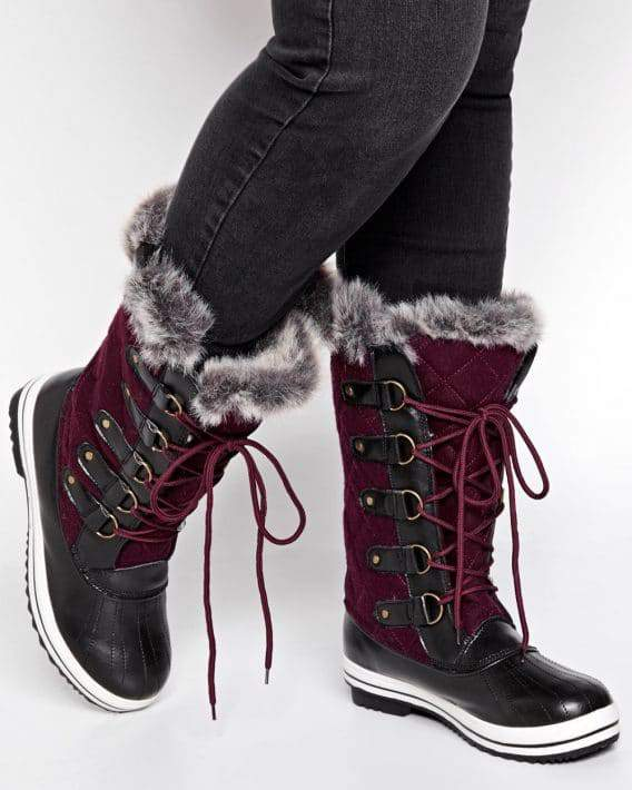 Cold Weather Boot Under $100 (5)