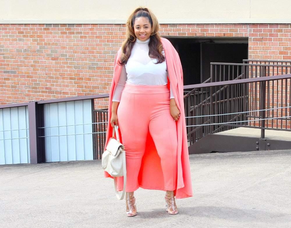 Fashion Blogger Spotlight:  Meet Tameka of Embellished Dame!