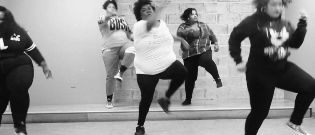 Cathleen of Fat Girls Dance- These Plus Size Dancers are Taking the Dance World by Storm and Inspiring Us All!