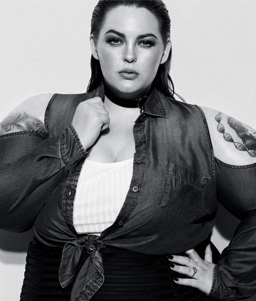 MBLM x Tess Holliday Collection with Penningtons-Curvy Women Inspiring Us February