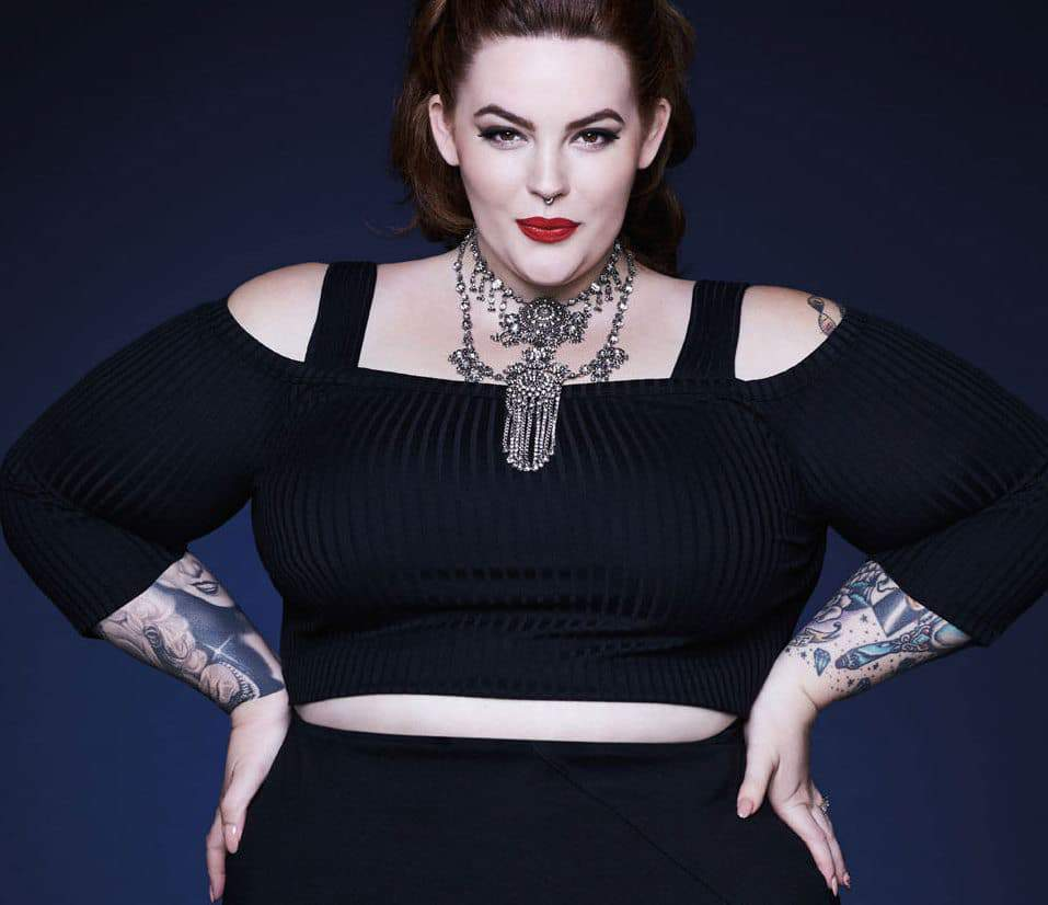 55949f51c6 Tess Holliday Drops New Collection with Penningtons!