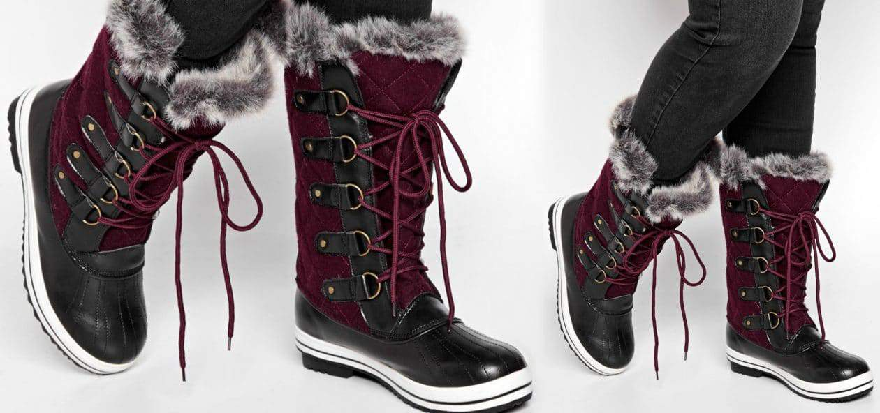 Rain, Sleet, Or Snow – We Have 10 Cold Weather Boots Under $100