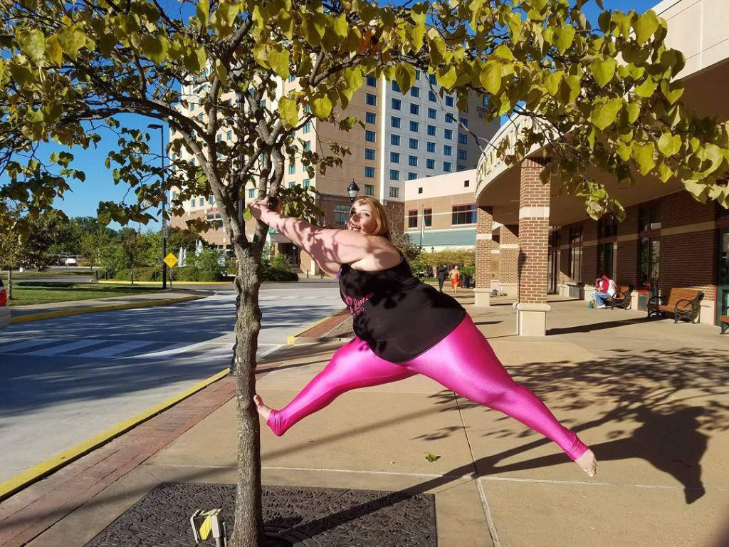 Plus Size Pole Dancer Eda Marbury- These Plus Size Dancers are Taking the Dance World by Storm and Inspiring Us All!