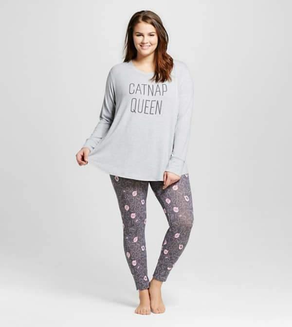 Xhilaration™ Plus Size Pajama Set