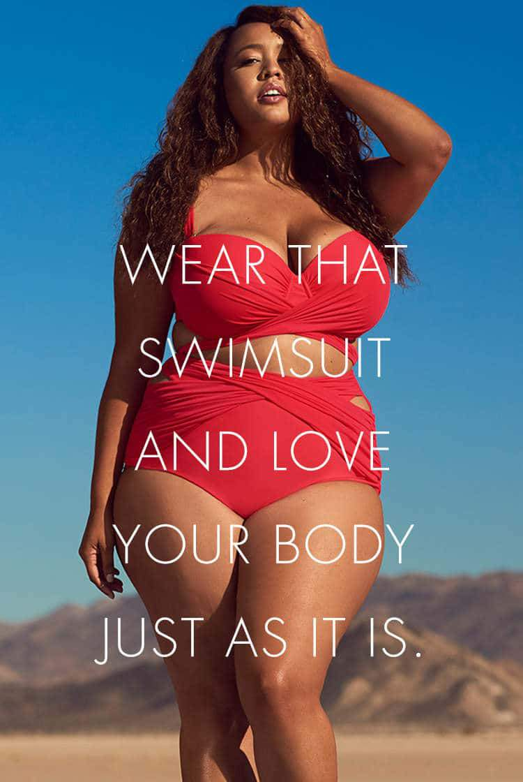 GabiFresh x Swimsuits for All Plus Size 2017 Swimsuit Collection