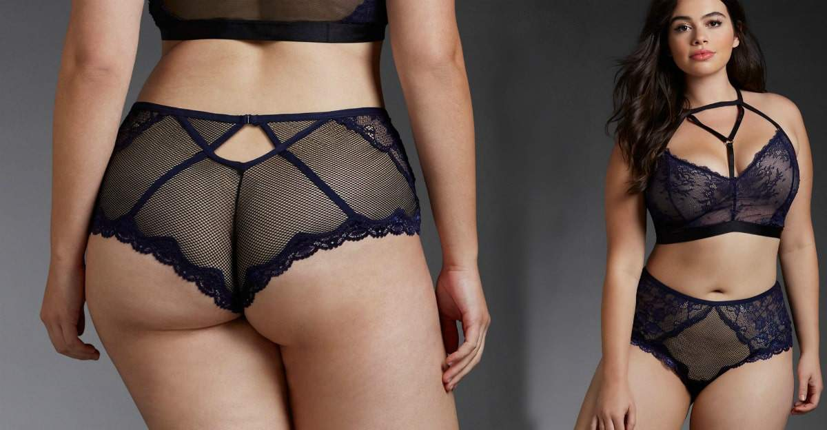 20 Plus Size Chonies for Your Boudoir and Valentine's Day