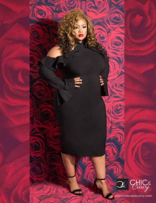 Chic and Curvy Valentine's Lookbook