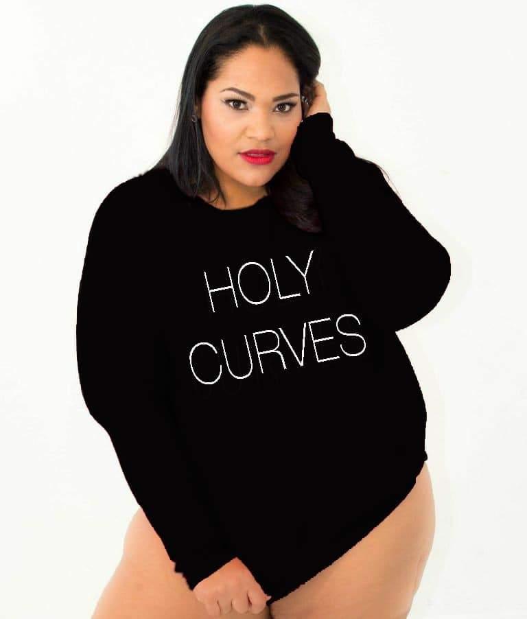 Plus Size Designer- Kay Dupree Holy Curves