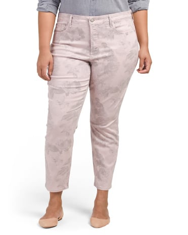 Not Your Daughter Jeans Relaxed Ankle Jeans