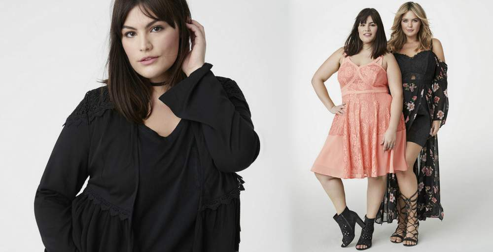 First Look: Torrid Insider Collection featuring Face of Torrid Model Search Winner, Maria Gimena !