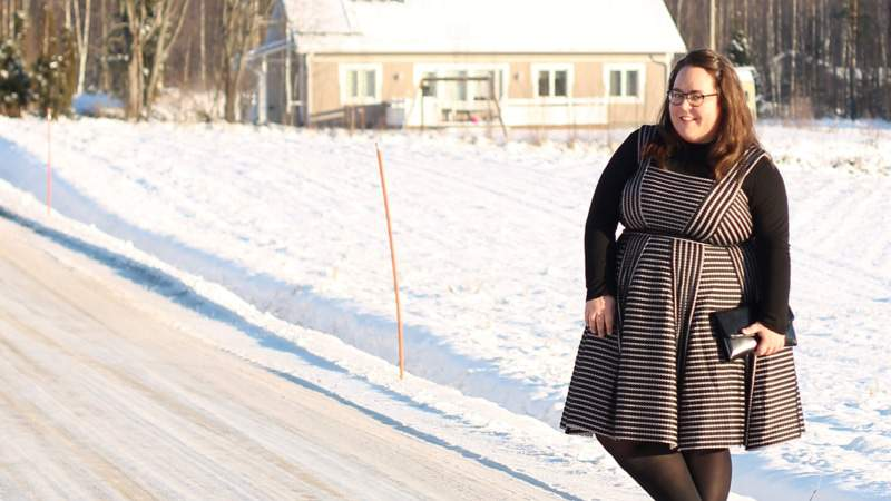 Plus size blogger- Hannah wears