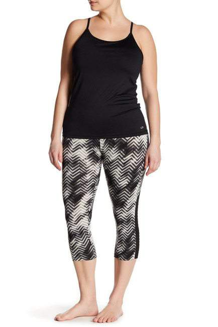 7 Affordable Workout Pieces for Instant Glam at the Gym! Electric Yoga Capri Nordstrom Rack