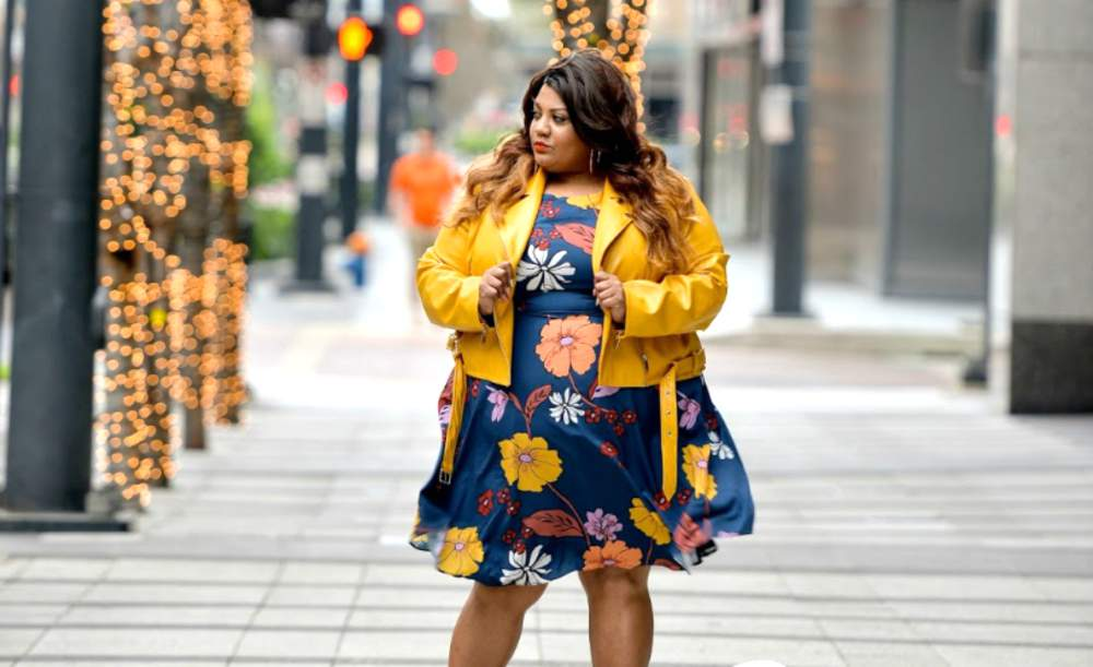 Plus Size Blogger Spotlight- Shakera Real Sample Size