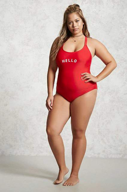 fa336230a4b 10 One-Piece Plus Size Swimsuits That ll Have You Poolside Pretty!