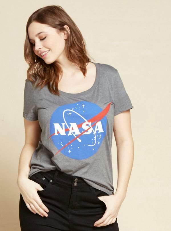 NASA Scoop Tee at Lovesick.com