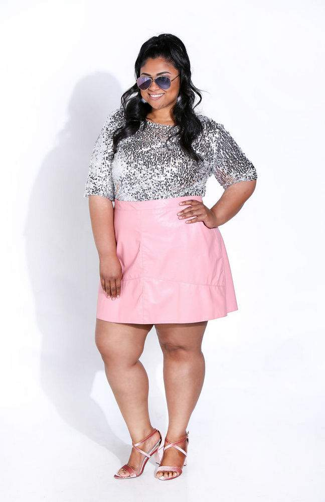 One Love Collection by Plus SIze Designer Youtheary Khmer