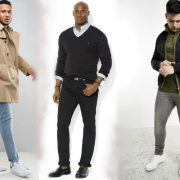 His Style: 7 Spring Style Essentials for The Big & Tall Man