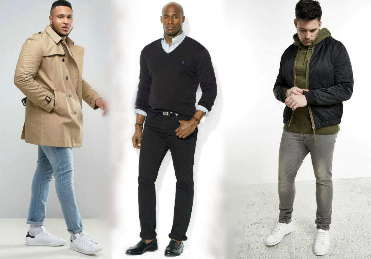 His Style: 7 Spring Style Essentials for The Big & Tall Man!