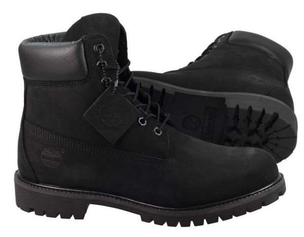 "Timberland® 6"" Premium Work Boots at DestinationXL.com"