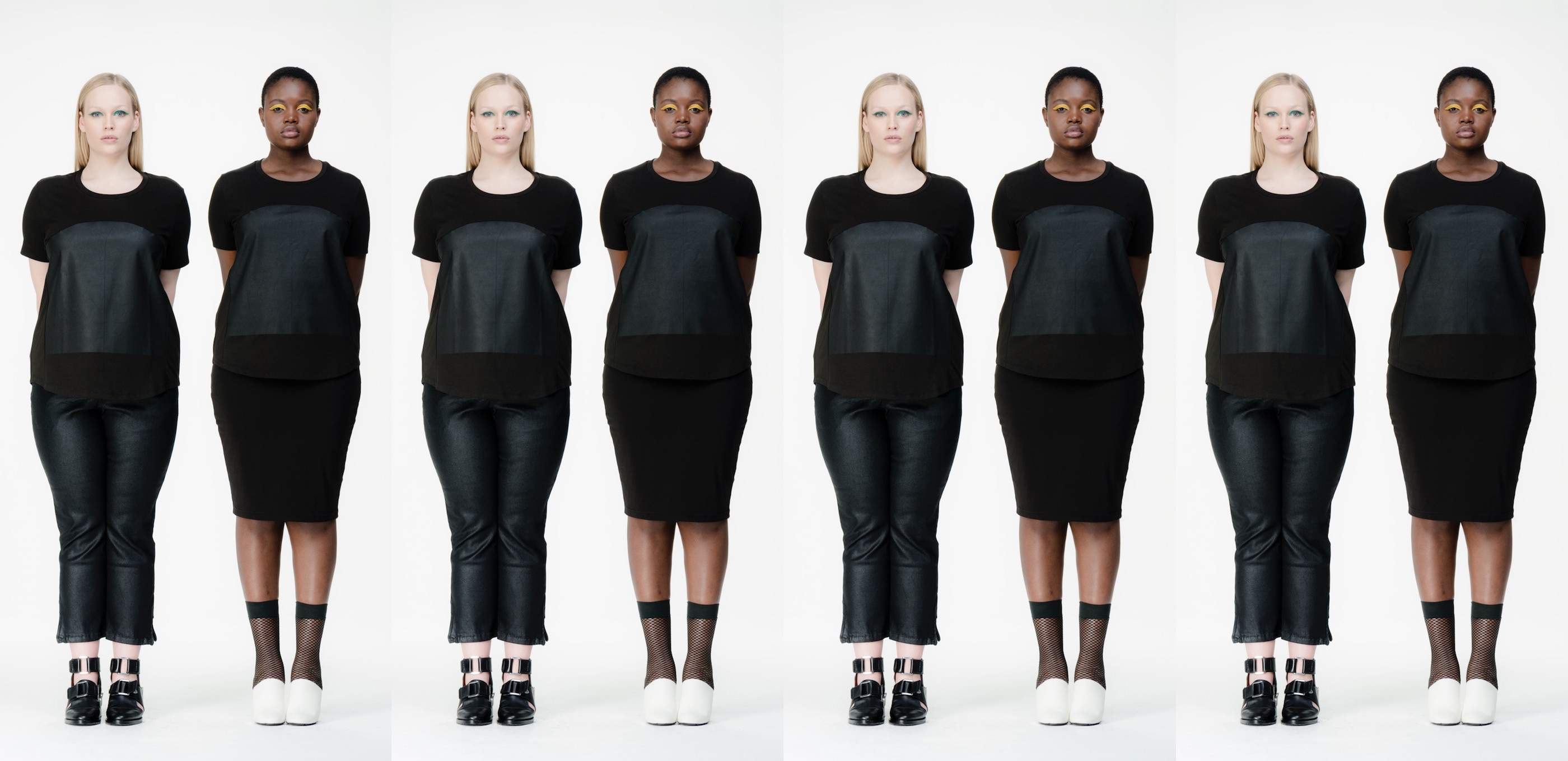 First Look: Contemporary Plus Size Label Universal Standard Releases Next Age of Innocence collection