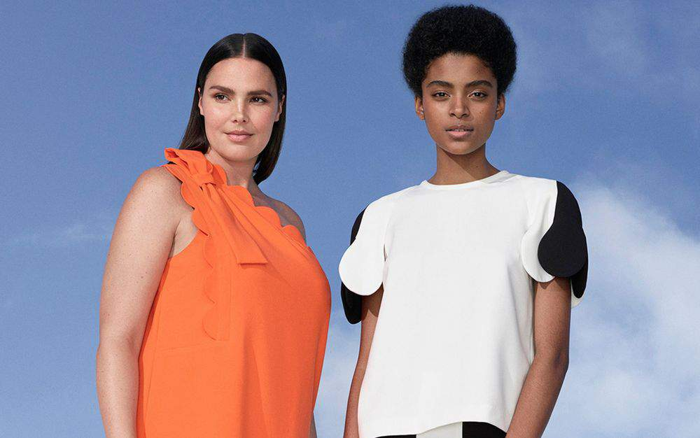 17895516d8 YES! Victoria Beckham x Target Lookbook Dropped WITH Plus Sizes!