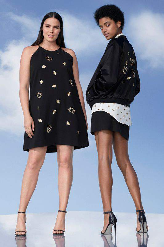 Victoria Beckham x Target Collaboration in Plus Sizes