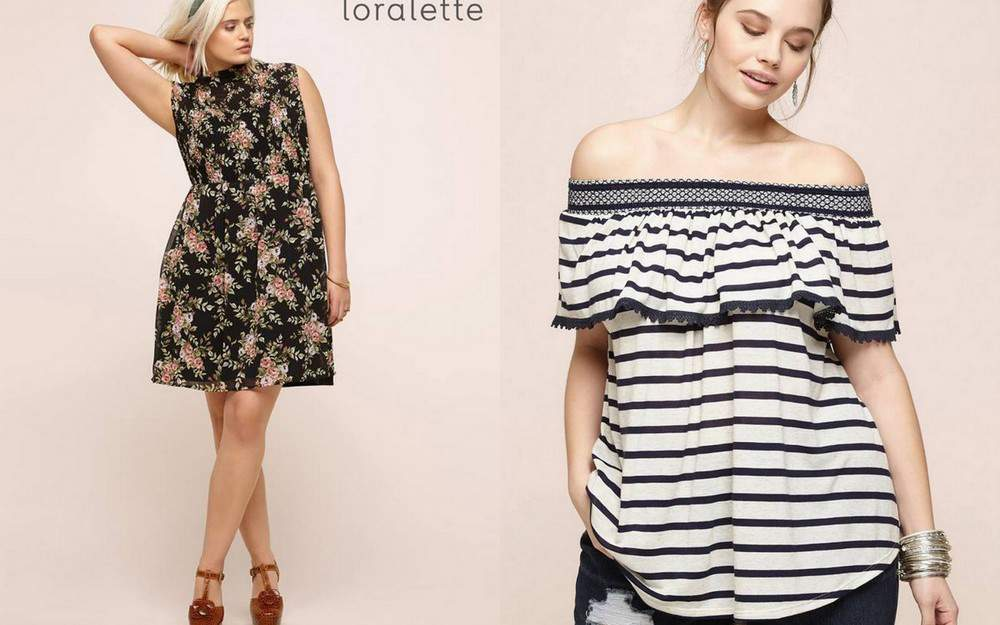The Avenue Launches New Plus Size Brand- Loralette
