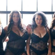 plus size lingerie Inspire Psyche Terry