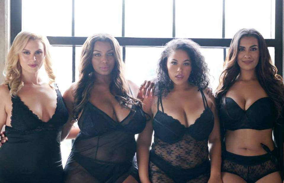 Do You Lounge in Lingerie? Indulge a Little with Inspire Psyche Terry