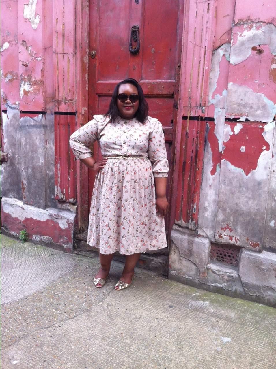 Meet Plus Size Blogger, Isha of An Autumns Grace