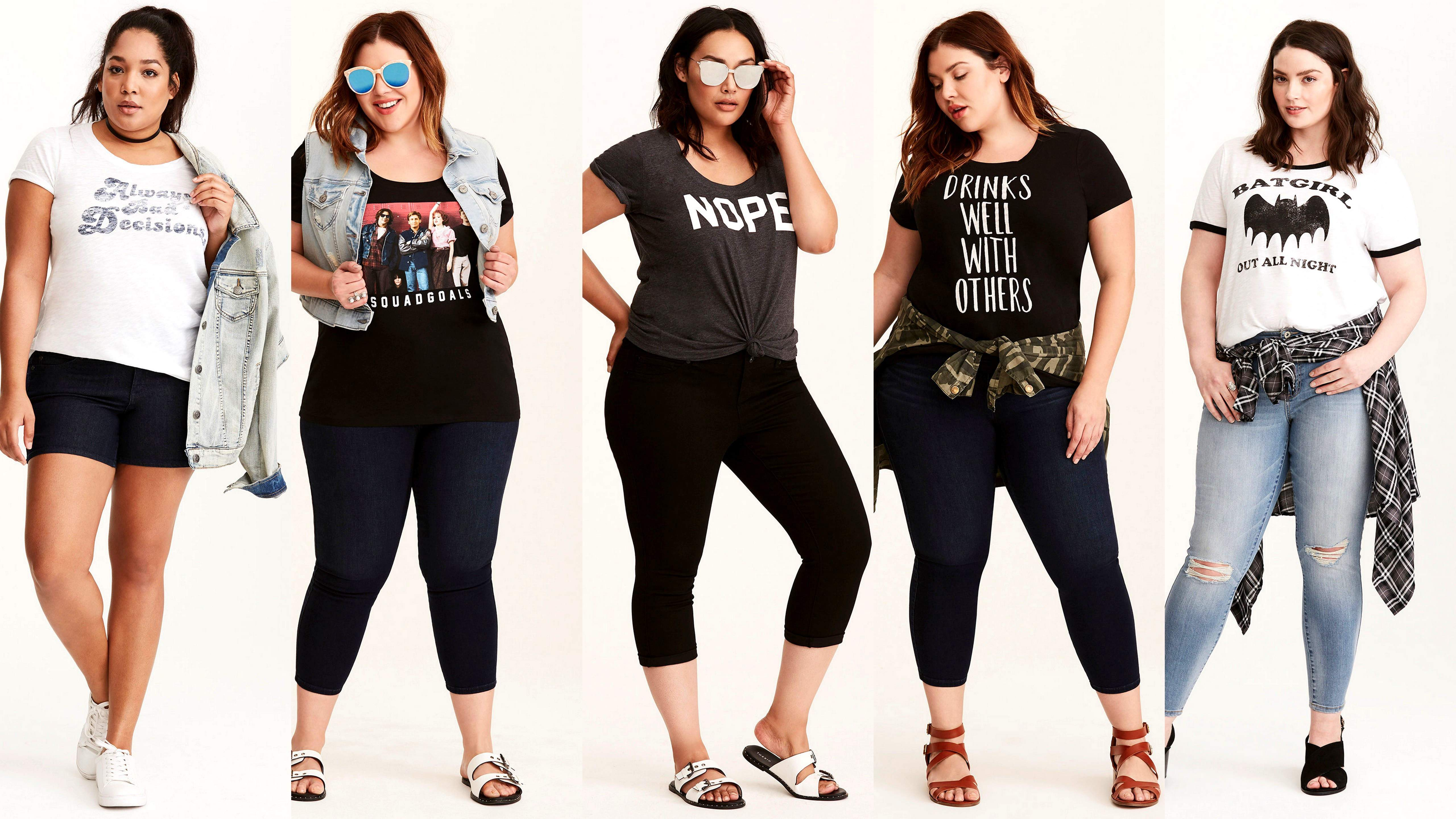9b69c0ae88340 Go Graphic! 10 Tees From Torrid You Need This Spring!