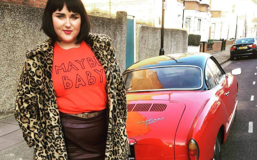 Fashion Blogger Spotlight:  Bethany of Arched Eyebrow