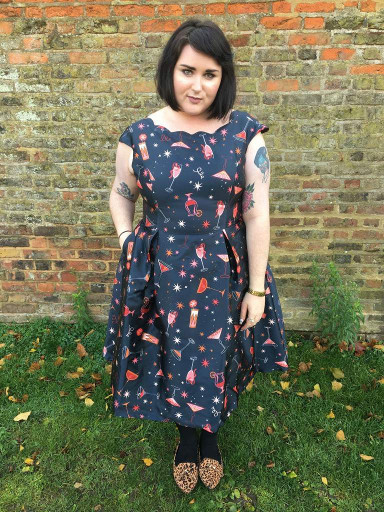 Plus Size Blogger Spotlight- Arched Eyebrow