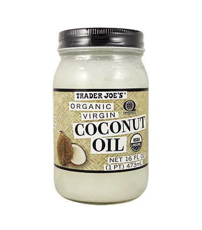 10 Products to fight chub rub - coconut oil