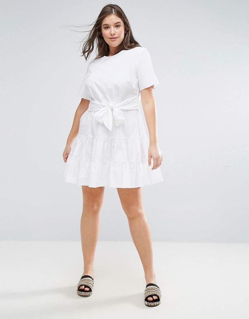 10 Great Brunch Worthy Plus Size Dresses