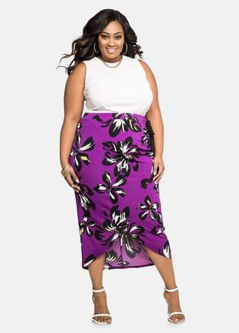 15 Floral Finds for Plus Sizes!