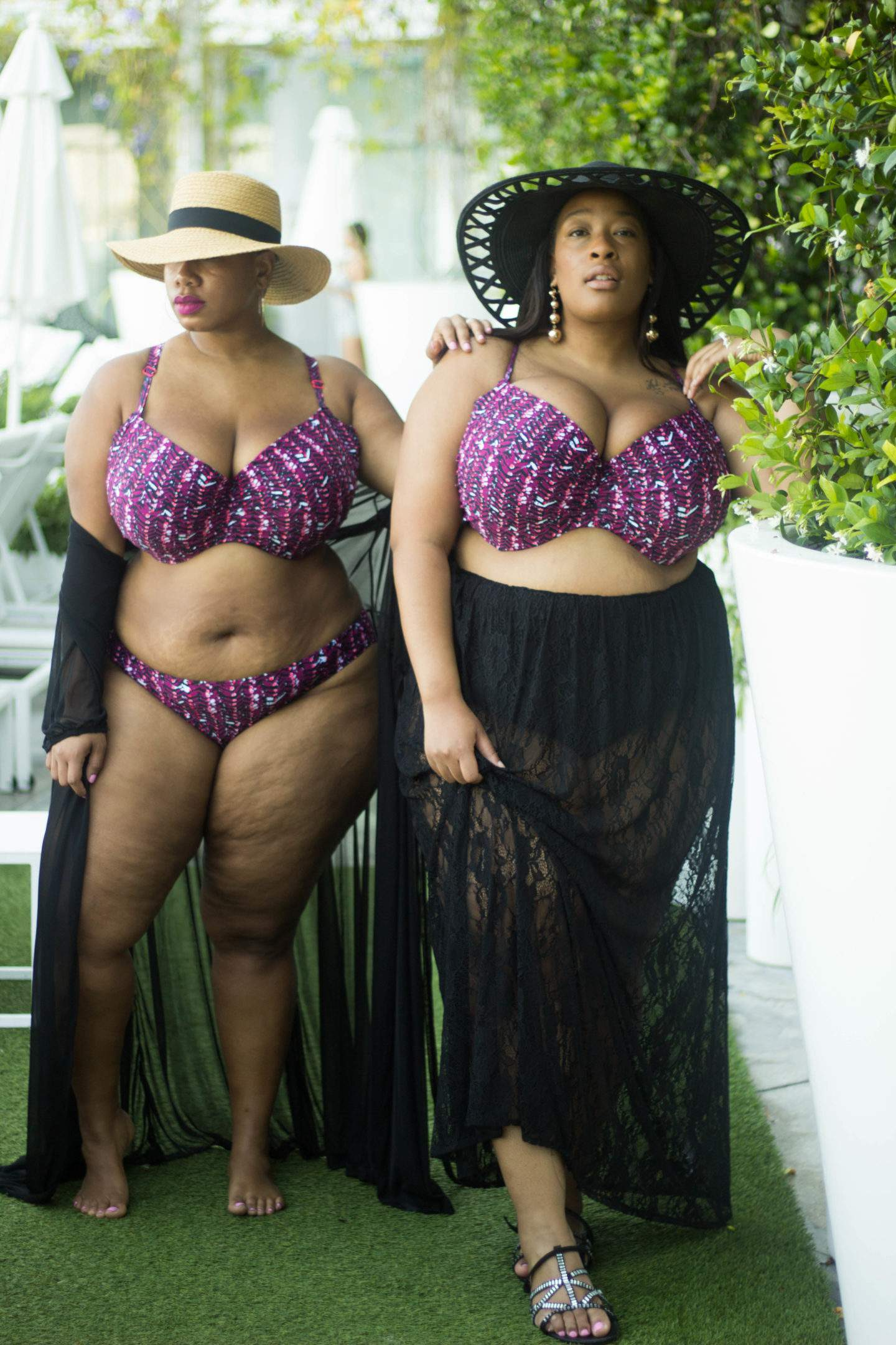 a6e7ed9247 Plus Size Bikinis up to Size 44G do Exist Thanks to Curvy Kate!