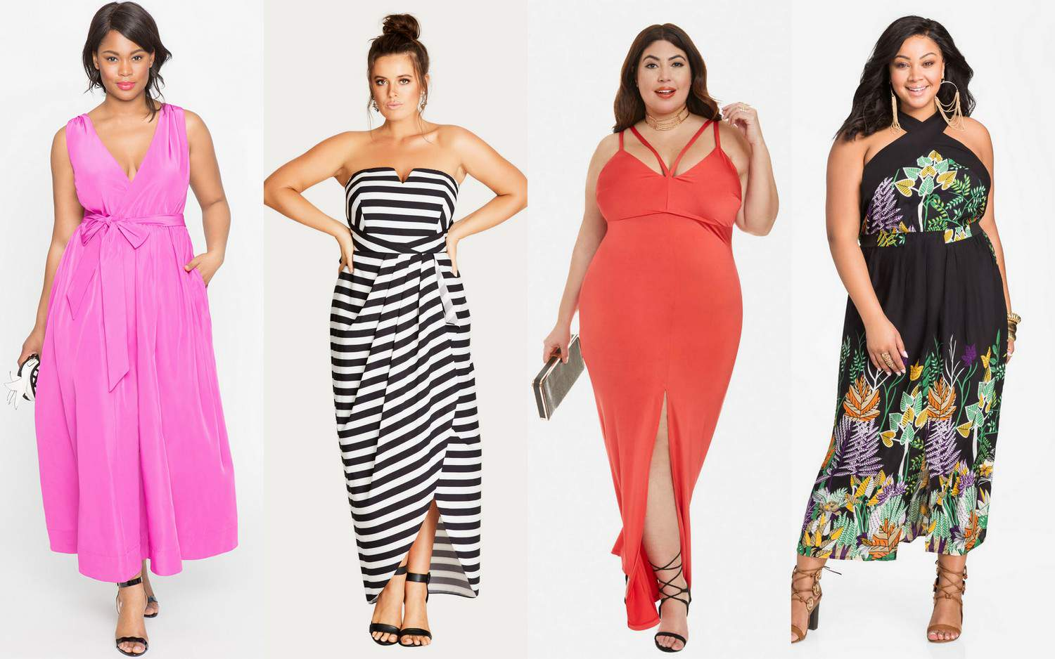 Plus Size Maxi Dresses Are A Spring Staple! Here Are 20 Cute ...