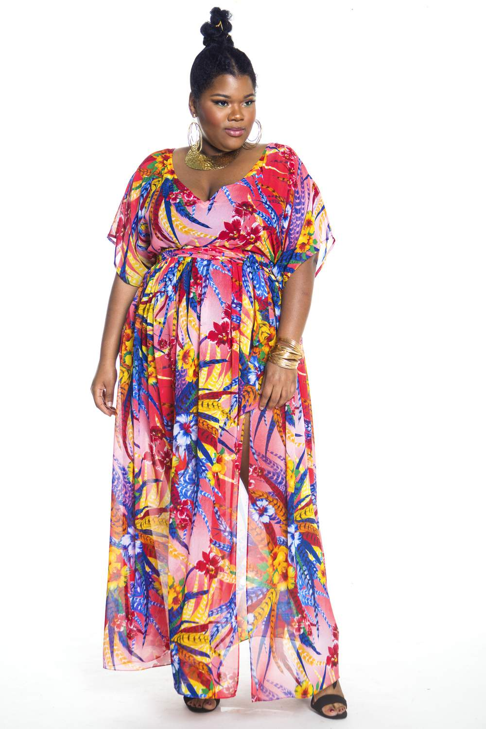 Jibri Plus Size Poolside Collection