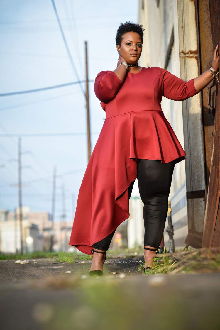 Plus Size Blogger Spotlight- Ms Be You, Do You
