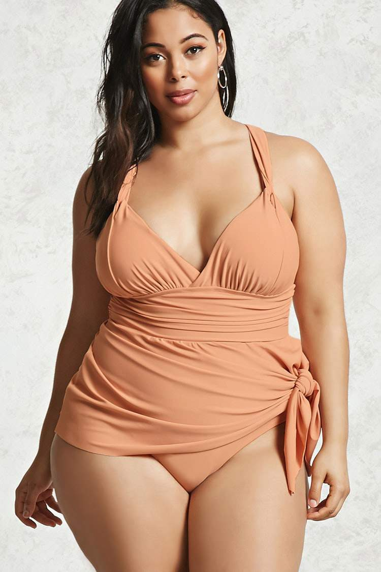 ace8167b1f4 Ready For Swim  Here are 50 Plus Size Swimsuits Under  100!