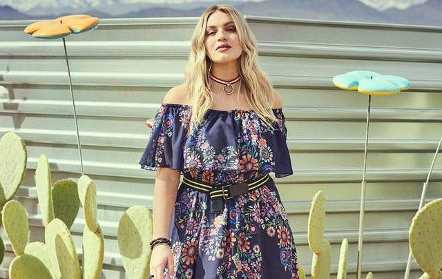 April Showers Bring May Flowers: 15 Fancy & Playful Plus Size Floral Finds!