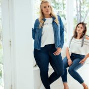 RWN by Rawan plus size denim