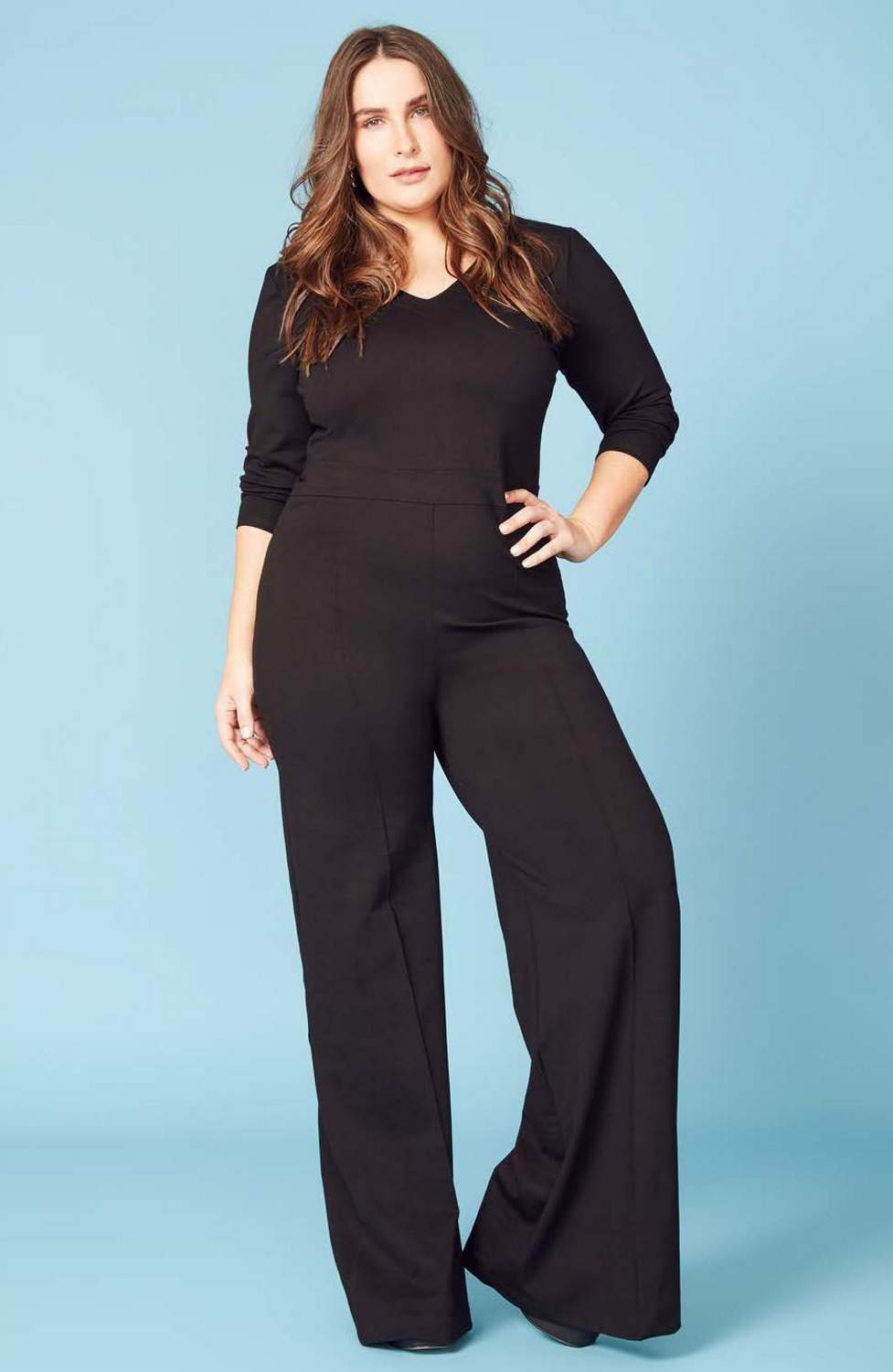 Ripley Rader Dives into Plus Sizes for Spring