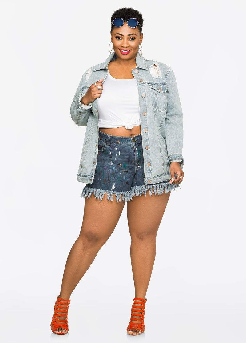 e3fedb2ca25 Ask the Reader  Plus Size Shorts  Would You  Could You  Do You