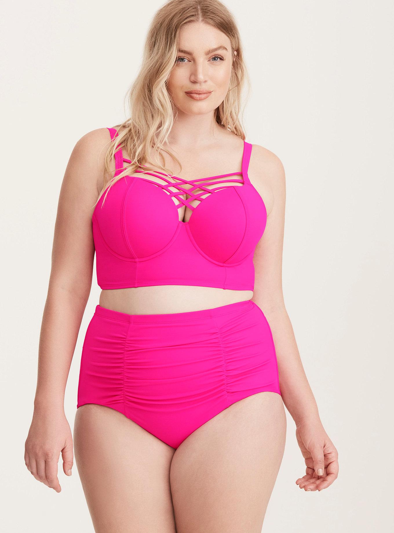 14c1b2f8a5b6e Ready For Swim? Here are 50 Plus Size Swimsuits Under $100!