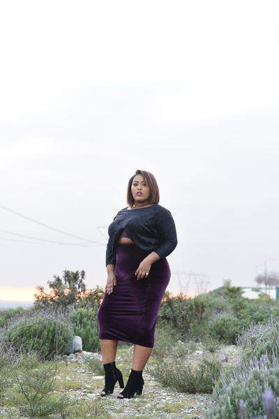 You Oughta Know: L.A. Plus Size Brand Yatir Clothing